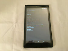 Amazon Kindle Fire HD 8 7th Generation SX034QT 32GB WiFi 8in - Black