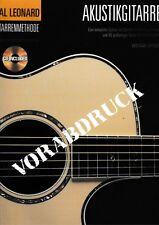 Hal Leonard: Akustikgitarren-Methode.