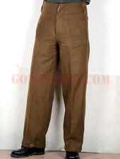 WW2 British Army 1937 Battle Dress Trousers M