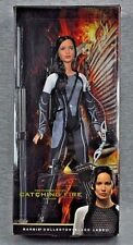 Katniss The Hunger Games Catching Fire Barbie Collector Black Label Sealed
