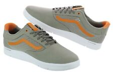 NEW VANS LXVI Graph (Granite/Orange) - MEN'S SKATEBOARDING SHOES SIZE 8