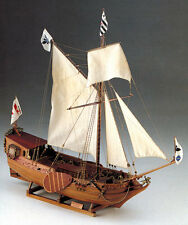 "Elegant, brand new wooden model ship by Corel: the ""Yacht D'Oro"""