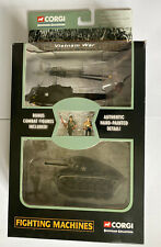 CORGI Fighting Machines Vietnam War Helicopter Tank Figures CSCW16002 Boxed New
