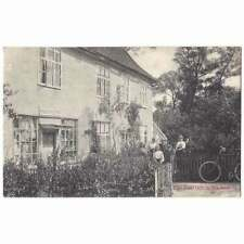 More details for hacheston suffolk, the post office postcard, postmarked 1916