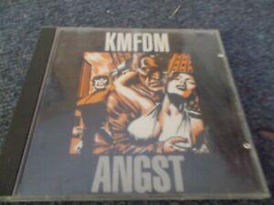 Angst by KMFDM (CD, Oct-1993, Wax Trax! (USA))