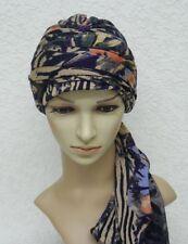 Volume turban, turban, chemo head wear, full head covering, volume chemo hat