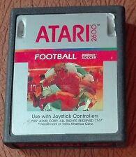 41727 Atari 2600 - RealSports Football - cx2667 - Retrogaming - 1987