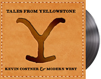 Kevin Costner & Modern West - Tales From Yellowstone Vinyl LP Record
