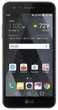 AT&T PREPAID LG Phoenix 3 16GB Prepaid Smartphone Black