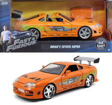 Brians Toyota Supra 1 24 Jada 97168