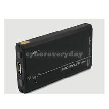 NFJ&FXAUDIO External USB Sound Card for PC Computer Headphone Power Amplifier