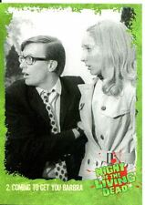 Night Of The Living Dead Base Card #   2   Coming to Get You Barbra