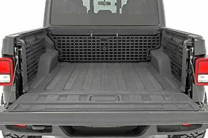 Rough Country For Jeep Molle Panel Bed Mounting System 20-21 Gladiator Combo Kit