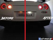 Full Led Kit Nissan GTR R35 13pcs Interior/Exterior