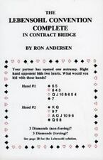 The Lebensohl Convention Complete in Contract Bridge Anderson, Ron Paperback