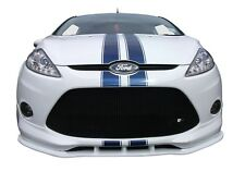 Zunsport Ford Fiesta MK 7 Front Grille Black (READ DESCRIPTION)