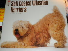 Wheaten Terriers Soft Coated Wall Calendar, More Dogs by BrownTrout 2018 Sealed