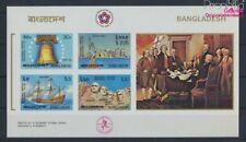 bangladesh block2b MNH 1976 Independence the U.S. (7369725