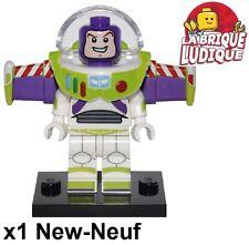 Lego - Figurine Minifig Minifigurine série Disney Buzz Lightyear l'éclair NEUF