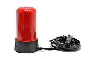 Darkroom AP Red Safelight with UK 3 pin Plug