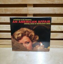 ASTRAKAN FILMS PRESENTS: AN AMERICAN AFFAIR [CD, 2009] DUSTIN O'HALLORAN SEALED