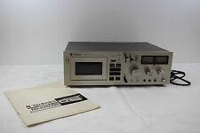 Technics RS-676 USD Kassettendeck Kassettenrekorder Tapedeck Vintage