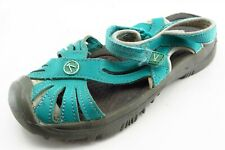 KEEN Toddler Sz 13 Medium Blue Sandals Synthetic Girls