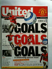 No 166 Manchester United Official Magazine May 2006