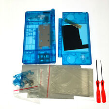 Clear Blue Full Housing Shell Case Repair Part Replacement for Nintendo DSi NDSI