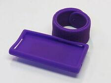 HR Wireless iPod nano 7 Silicone Skin Cover (Dark Purple)