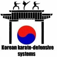 KOREAN KARATE BLACK BELT HOME STUDY CERTIFICATION COURSE Taekwondo, Hapkido, MMA