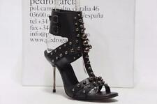 PEDRO GARCIA MURIEL ANKLE CUFF SANDALS SHOES 39/9 $620