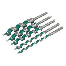 Ct0645 5pc Sds Madera barrena Drill Bit Set Tallas 10, 13, 19, 22 & 25mm 200mm De Largo