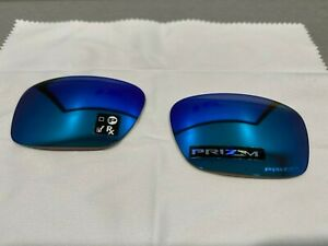 Oakley Sliver Stealth Replacement Lens Prizm Sapphire 9408 size 56