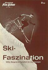 IFB 7448 | SKI-FASZINATION | Dokumentarfilm | Toni Sailer | Topzustand