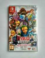 Hyrule Warriors: Definitive Edition Nintendo Switch NEW PAL