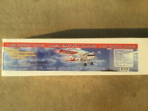 "Dumas Aircraft Cessna L19 / O-1 / L-19 Bird Dog R/C Wood Model Airplane Kit 40"""