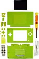 Nintendo DS Lite Replacement Case/Shell/Housing [Lime Green]
