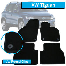 VW Volkswagen Tiguan - (2008-2016) -Tailored Car Floor Mats