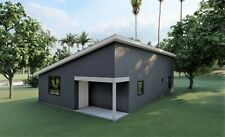 Modern Single Family Residence - Open Floor Plan with 1,085 SF, 3 beds, 2 baths