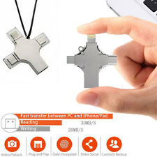 64GB 512GB USB Flash Drives Photo Memory Stick Type-C OTG For iPhone IOS Andriod