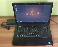 Win7 Notebook Dell Latitude 1545 Klavierlack Intel Dual Core T3000 2GB 160GB