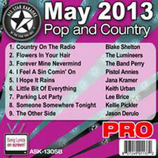 All Star May Pop & Country Ask-1305B