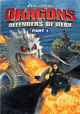 DRAGONS DEFENDERS OF BERK PART 1 Region 1 NEW 2 DVD Set How to Train Your Dragon