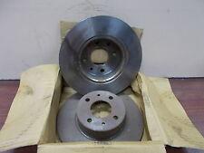 2 disques de frein arrière  186146 stilo croma lancia thema delta