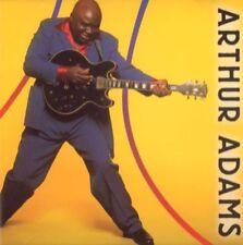 Arthur Adams(CD Album)Back On Track-Blind Pigs-BPCD 5055-US-1999-