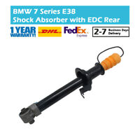 Rear Left Shock Absorber 37121091571  Fit BMW 7 Series E38 730 735 740 750 EDC