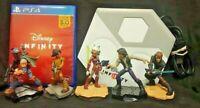 5 DISNEY INFINITY 1.0 2.0 3.0 Star Wars Figure Lot Han Boba Fett Wii PS3/4 360