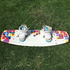 Liquid Force Wakeboard, Multi-Colored, 1 person used