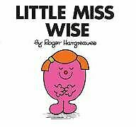 Little Miss Wise By Roger Hargreaves. 9781405235235